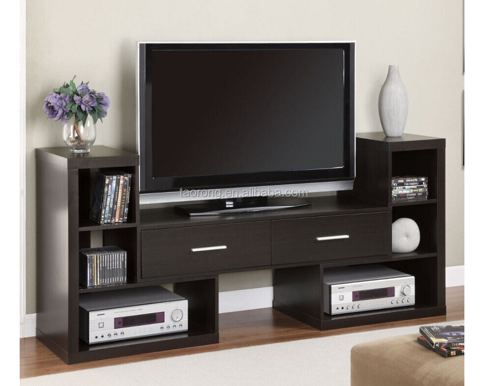 Tv Stand Designs For Living Room : Wooden tv cabinet designs for living room