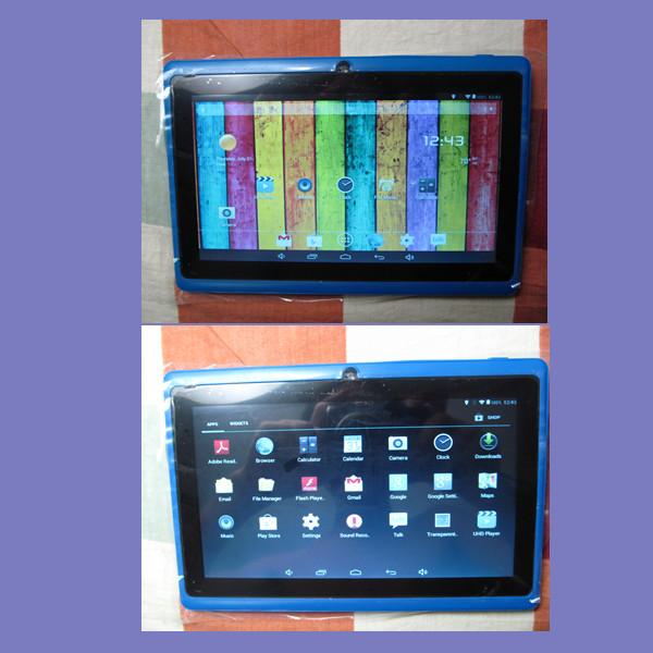 512mb Speicherkapazität und tablet pc typ tablet