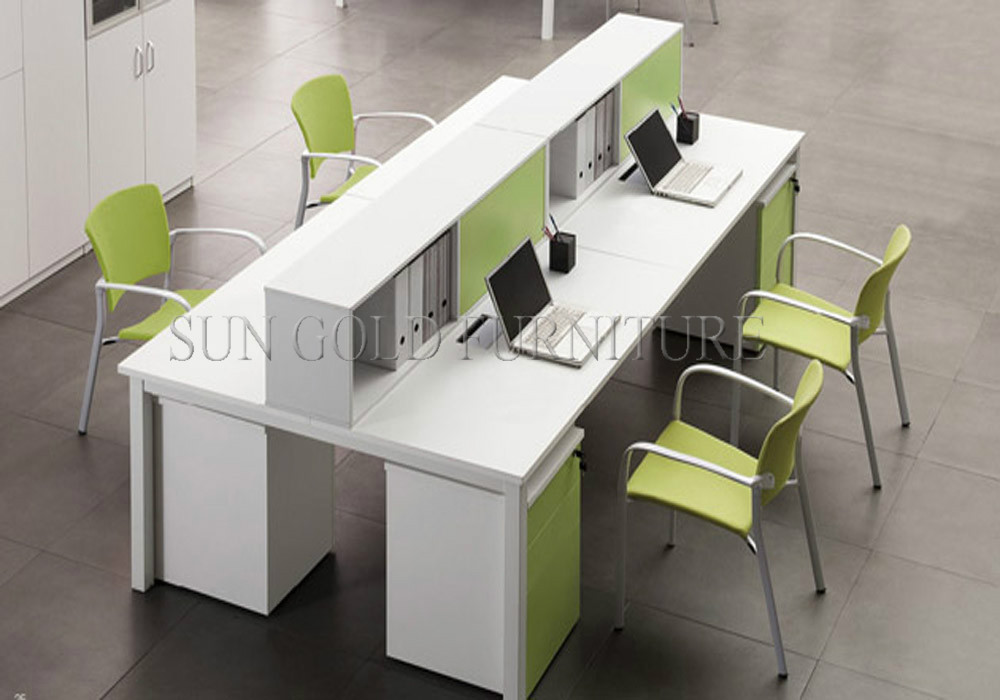 hot sale custom made office furniture workstation modern