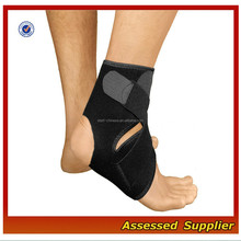 Men Breathable Neoprene Ankle Support, One Szie, Black MLL725