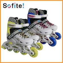 Kids inline skate shoes , Flashing Roller Skates