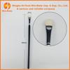 Wooden Handle eyeshadow makeup sponge applicator with Free Sample Makeup Cosmetic Brush