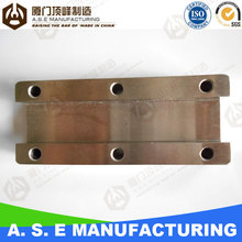 High Precision Milling SUS316 Machined Part cnc beam saw