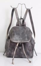 New design vintage hot style fashion backpack bag