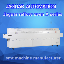 A8 8 Zones Lead Free Reflow Solder Oven for PCB Soldering