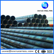 Chinese manufacturer ASTM A53 api 5l petroleum pe coating pipe with or without flangs