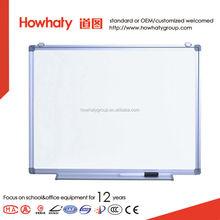 Portable Wall amounted aluminum 90x60 whiteboard