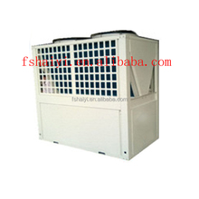 37.2 kw High COP in low temperature air to water EVI heat pump with CE