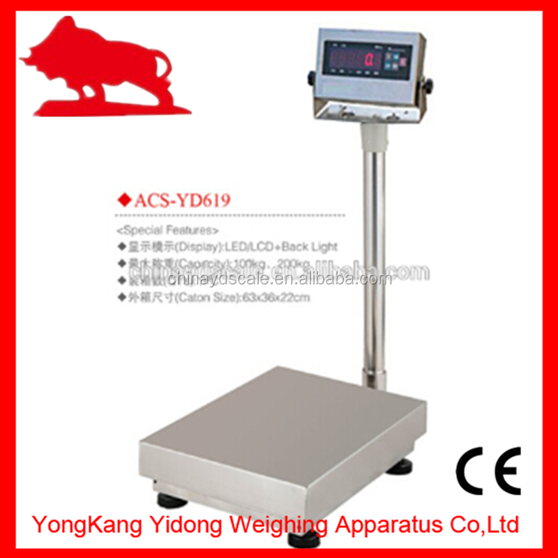 A Device That Measures Weight : Factory price promotional weighing scale weight measuring