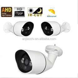 Cctv 1080p AHD Camera kit DVR with P2P ONVIF Cloud Technology