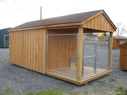 2015 best-delling China factory design dog run kennels welded wire dog kennelslowes dog kennels