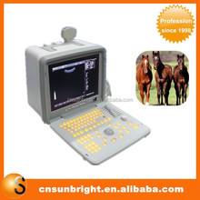 12.1 Inch Veterinary Laptop Digital Ultrasound Scanner