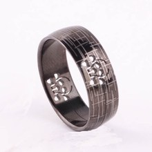 Jewelry wholesale china costume stainless steel jewelry gay wedding rings the expendables skull ring