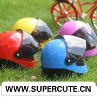 2015 hot new design helmet motorcyle hat shaped decorative digital time alarm desk clock wholesale