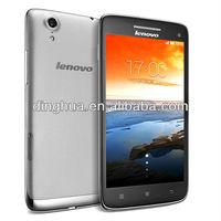 Wholesale Original 5 inch Lenovo Android 4.4 Quad Core MTK6589 1.5GHz 2GB RAM 16GB ROM 3G VIBE X S960 Smartphone