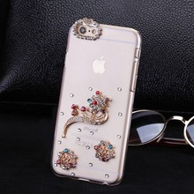 Luxury Diamond Bling Bling Hard Case For iPhone 6 iphone 6 plus