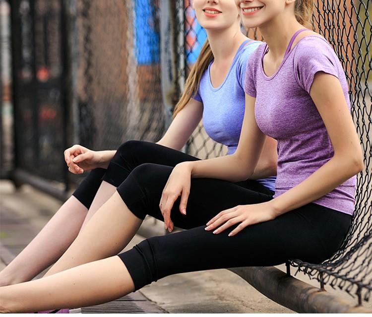 Indian Girls Wearing Leggings Work Out Panties 4