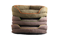 2015 New Design Hot Sale Suede Corner Pet Beds For Dogs