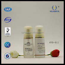 20/400 lotion pumps with glass bottle for cosmetic packaging