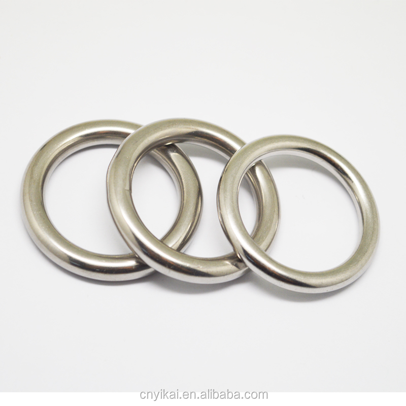 high quality metal ring metal d ring factory wholesale