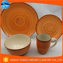hand painting easter dinnerware, famous products made in china dinnerware
