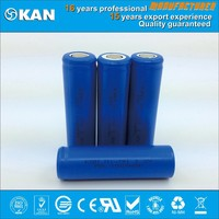 KAN ROHS certified 1.2V AA 1000mAh rechargeable Ni-MH battery for mini scooter,rc model,solar panel