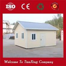 Movable 20 ft EPS sandwich panel china b.r.d modern prefabricated houses for sale