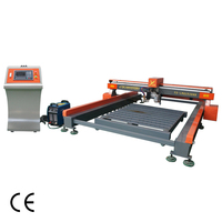 Steel gantry cnc cutting machine/automatic steel cutter