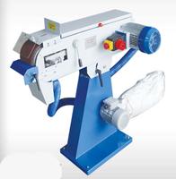 S150Ax2000 belt grinder
