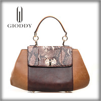 Best selling nice quality leather office bags for women