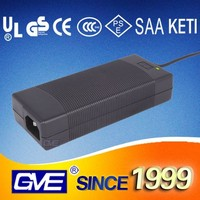 Desktop 48 Volt 2A Battery Charger For POE With GS CE Certificate