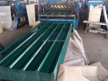 Prepainted Galvanized Steel roofing sheet in Coil with film
