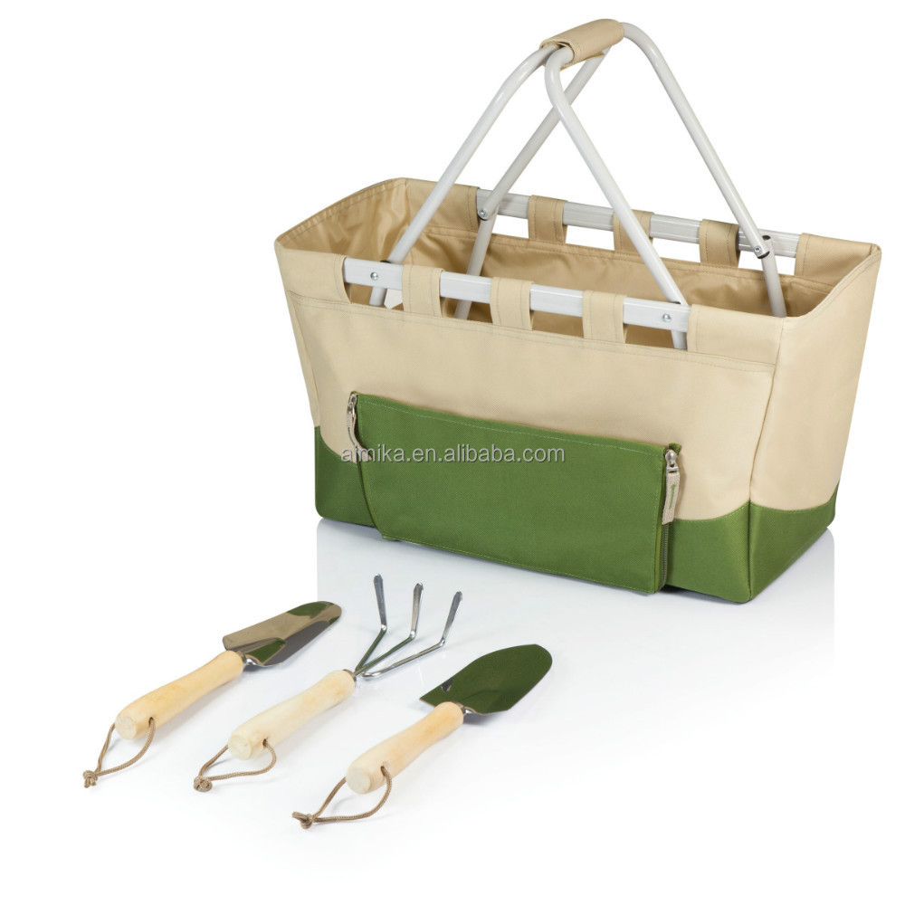 Garden basket set with tools buy garden basket set with for Garden tool set for women