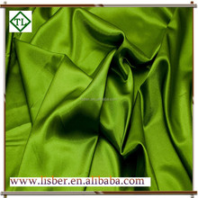 100% Polyester Gambar Model Gaun Long Dress Bridal Satin