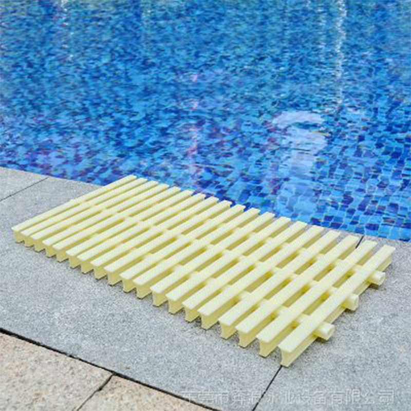 Swimming Pool Equipment Pvc Abs Grate Gutter Drain