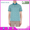 Fashion cheap custom men's multi-color t shirt with contrast collar and cuff with embroidered logo blank polo shirt for men