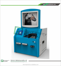 """17"""" lcd monitor with touchscreen keyboard kiosk"""
