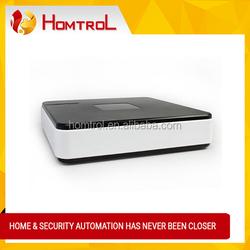 Wifi or POE mini Onvif H.264 Smarthome NVR network surveillance home 4ch NVR
