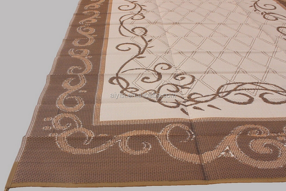 Outdoor Rugs Recycled Plastic Polypropylene Patio Mat ... - photo#37