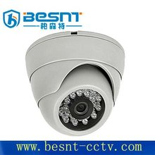 Besnt all over the world hot selling vandalproof cctv dome Camera 24 ir leds sony 700tvl BS-626GL