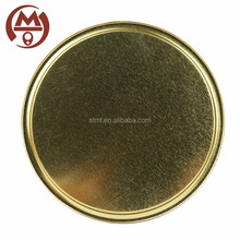 401# Good Quality Tinplate Round Food Can Bottom Lids/End / Easy Open Can Covers