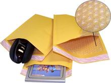 Customized design color kraft bubble envelop / mailing bag / mailer 26*36+5