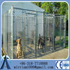 20105 Direct factory cheap chain link dog kennel , steel cages, dog kennels