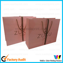 hot sale paper packaging bag, luxury paper bag, cement packaging paper bags