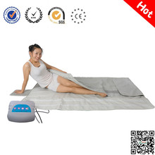 3 heating zone it works body wrap blanket ,infrared slimming body wrap