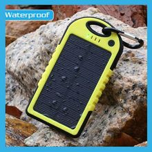Promotional Universal Waterproof Solar Phone Charger with CE FCC ROHS