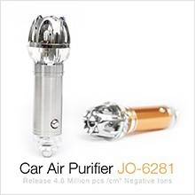 Portable Negative Ion Auto Air Freshener for Car