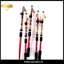 100% Carbon Spinning Lure Fishing Rod