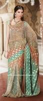 back drop designer sarees