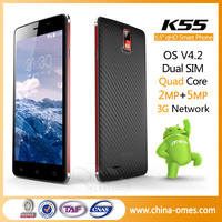 buy gsm unlocked mobile android 4.1 3g gps wifi dual sim Phone